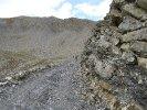 Montée Parpaillon versant sud